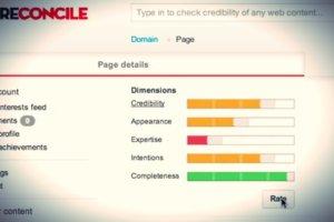 Program stworzony m.in. przez polskich naukowców ma sprawdzać wiarygodność stron internetowych.