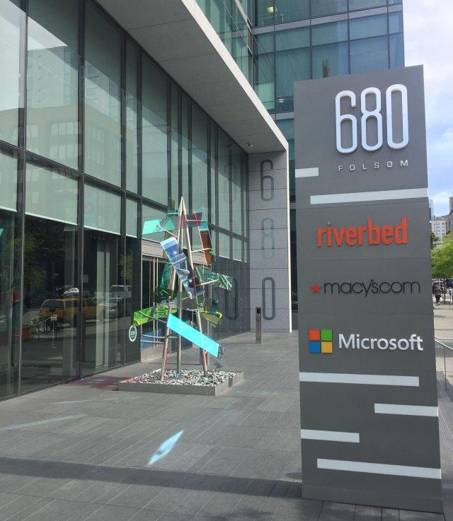 Microsoft Reactor w San Francisco, tu odbyła się konferencja Global Venture Forum 2017