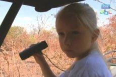 11-letnia zwiedziła już wiele egzotycznych krajów i napisała 6 bestsellerów. Prowadzi też program w TVP ABC.