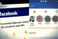 Facebook zadebiutował na swojej głównej platformie z Facebook Stories