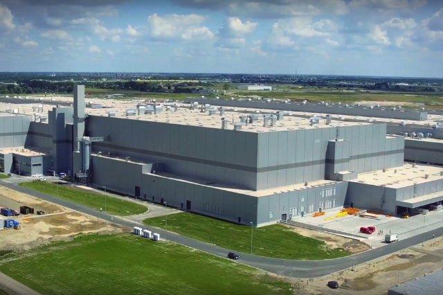 Znajdujący się na terenie Wrzesińskiej Strefy Aktywności Gospodarczej zakład Volkswagena jest jednym z największych i najnowocześniejszych zakładów VW na świecie