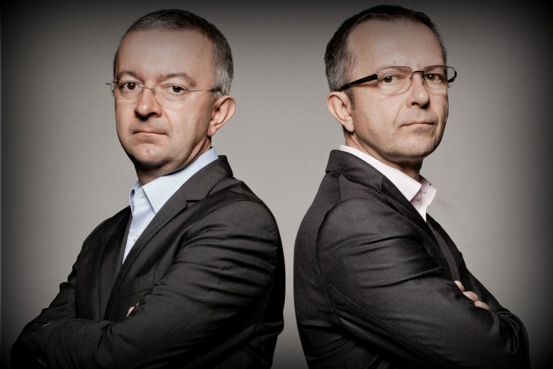 Adam i Jerzy Krzanowscy Prezes Zarządu i Wiceprezes Zarządu Grupy Nowy Styl. Akwizycje na rynkach zagranicznych stały się pomysłem na rozwój Grupy Nowy Styl