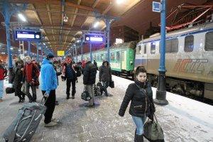 Od teraz można dokładnie sprawdzić, gdzie znajduje się nasz pociąg.