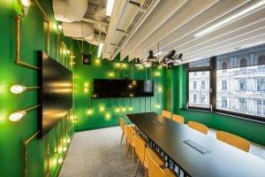 Inspiracją dla projektu nagrodzonego w konkursie Finest Interior Award była architektura Wrocławia.