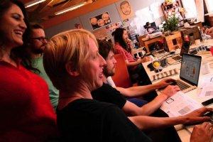 Start-up w trakcie kampanii crowdfundingowej.