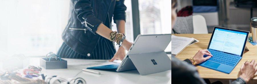 Dominik Sołtysik, Surface Category Lead w polskim oddziale Microsoft