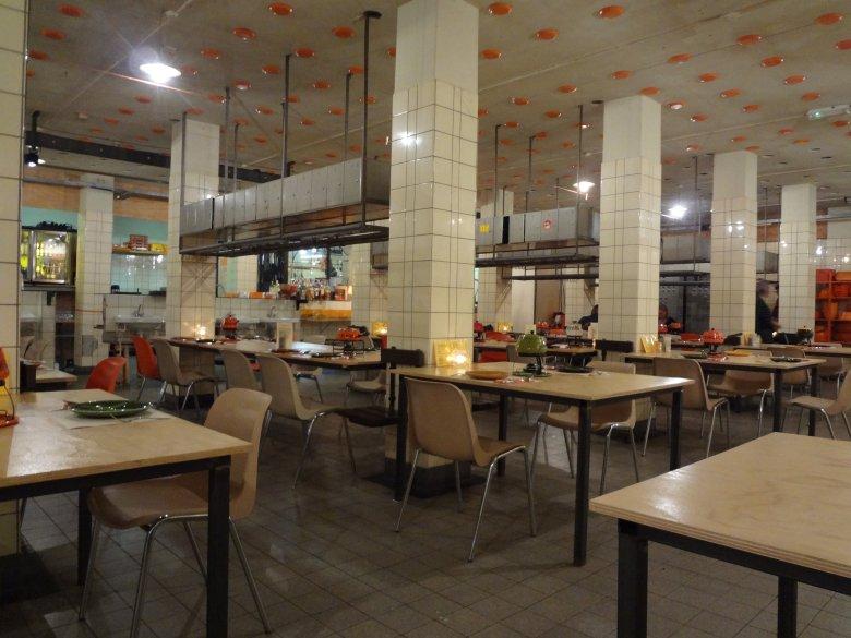 Retro Founde Restaurant, Eindhoven