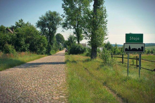 Słoja - tu jeszcze do niedawna Wilczewski miał około 1200 jeleni