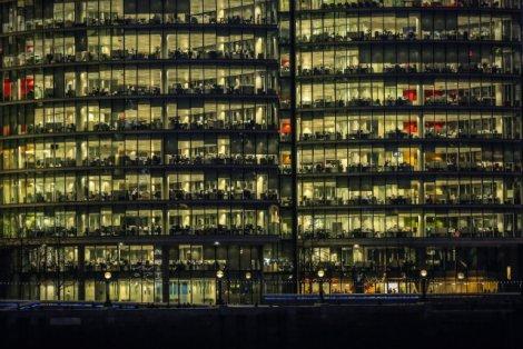Główne banki City ugięły się przed przestępcami