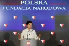 Premier Beata Szydło ogłosiła powstanie Polskiej Fundacji Narodowej w sierpniu 2016 roku. Od tej pory zmienił się tylko stan konta tej organizacji