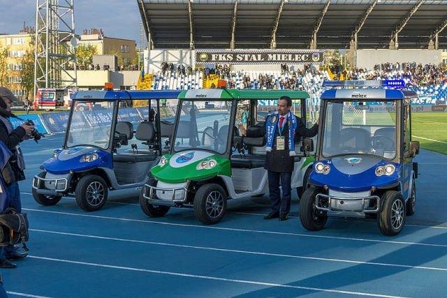 Trzy pojazdy zamówione przez miasto Mielec