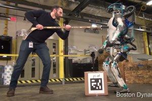 Atlas, najnowsze dzieło Boston Dynamics, należy do kolejnej genreacji humanoidalnych robotów.
