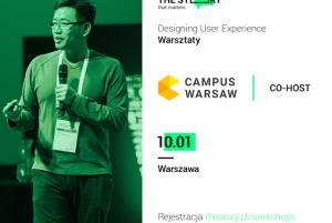 Chcesz poznać tajniki tworzenia jak najlepszego User Experience? Zapisz sięna warsztaty z Willy Lai.