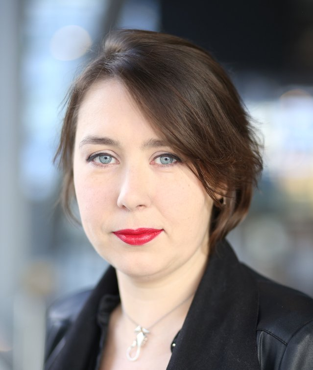 Angelika Gumkowska, chemik, szef laboratorium chemicznego Centrum Nauki Kopernik.
