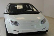 ELV001 to elektryczny samochód z Mielca, który od zera do 100 km/h potrafi rozpędzić się w zaledwie 6 sekund.
