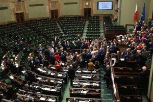 To nie koniec prac nad budżetem. Może sięokazać, że opozycja znowu będzie blokować mównicę.