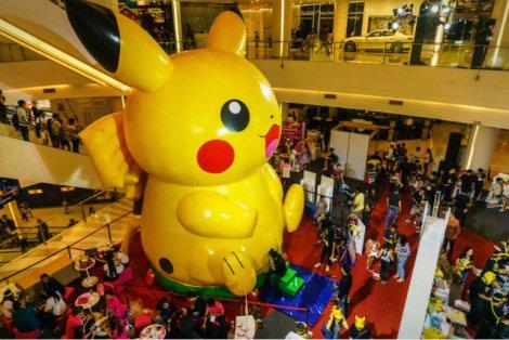 Dotychczasowy rekord Pokemon GO to 21 mln użytkowników w ciągu jednego dnia