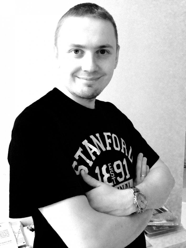 Paweł Żebrowski, SHOPA Team