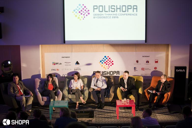 Panel dyskusyjny - Design Thinking jako narzędzie transferu technologii