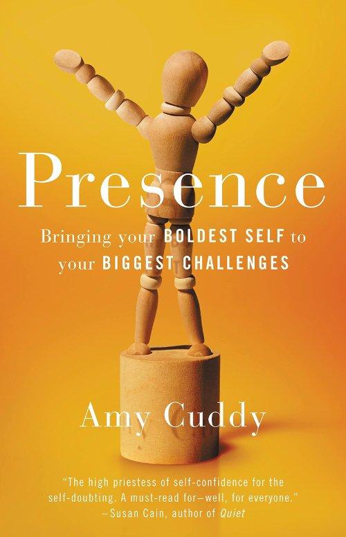 Najnowsza książka Amy Cuddy powinna zainteresować głównie tych, którzy zastanawiająsię, jak wywrzeć dobre wrażenie na nowo poznanych osobach