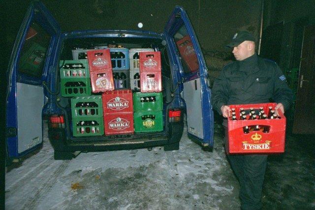 Internetowi sprzedawcy alkoholu mogą czuć się w Polsce niemal jak przemytnicy