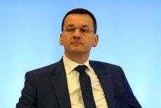 Wicepremier Mateusz Morawiecki ma twardy orzech do zgryzienia.