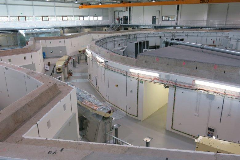 Hala ekperymentalana synchrotronu, NCPS Solaris