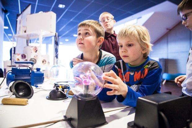 E(x)plory wspiera młodych wynalazców i naukowców