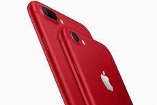 Nowy czerwony iPhone 7 i 7 Plus
