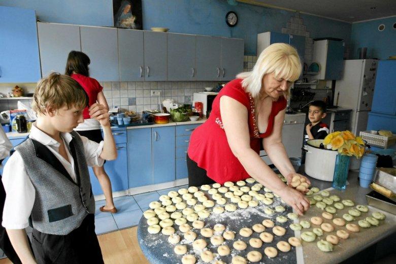 Jedzenie nie zrobione we własnej kuchni w mniejszych miastach mogłoby być swoistym faux pas.