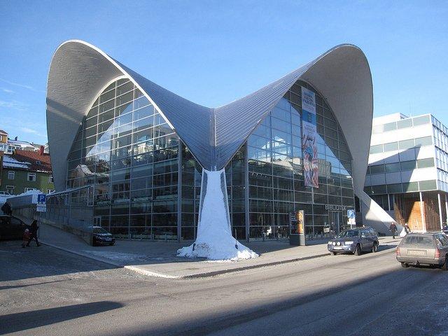 Biblioteka publiczna w Tromsø