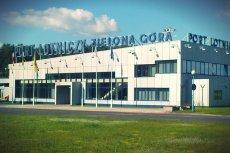 Port lotniczy w Zielonej Górze będzie zarabiać na winogronach.