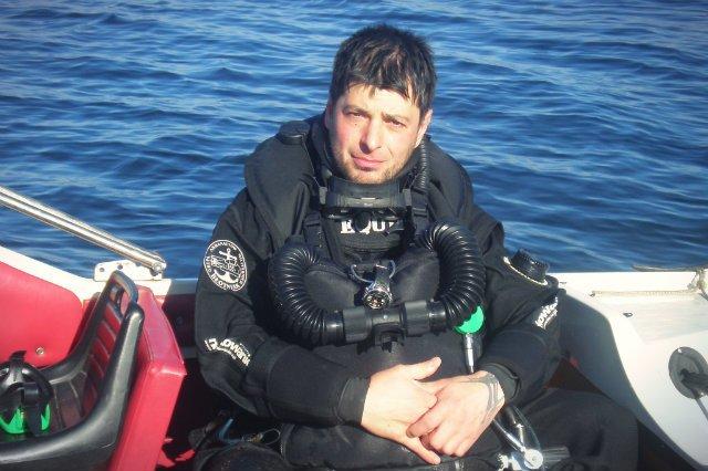 Płetwy Mariusza Szymańskiego testują najnowocześniejsze armie świata