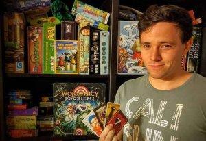 Bartosz Chlebicki w gry gra od siedmiu lat. Hobby zamienił na sposób zarobku.