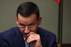 Mateusz Morawiecki z zapartym tchem oczekiwał na decyzję S&P.