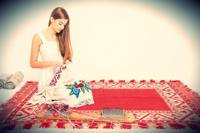 Twórczyni marki pełnymi garściami czerpie z tradycji swojego regionu
