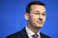 Wicepremier i Minister Finansów, Mateusz Morawiecki