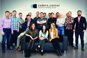 Zespół z białostockiego biura Coders Center.