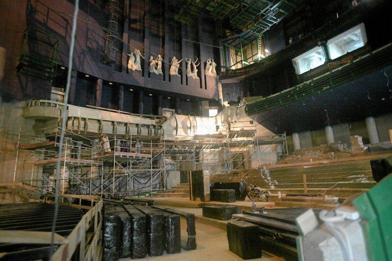 Filharmonia w Białymstoku wybudowana m.in. w oparciu o fundusze UE.